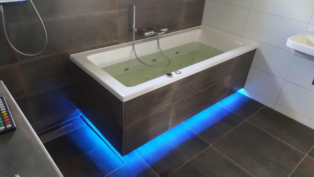 Badkamer verbouwing Daan Montage