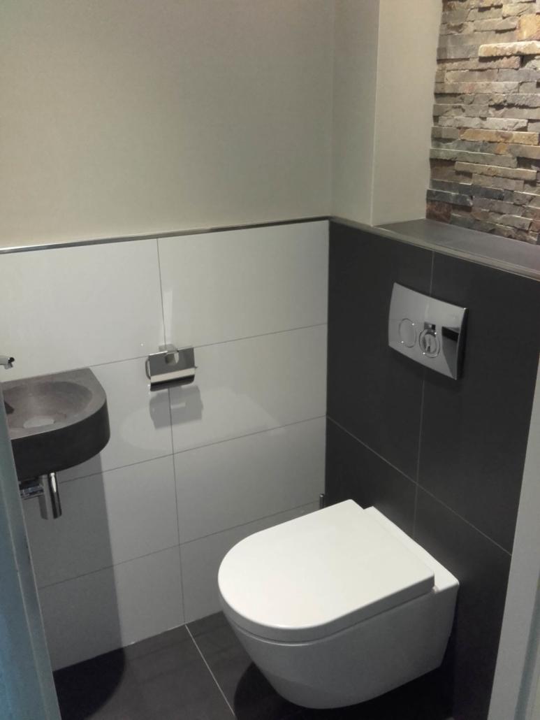 Toilet verbouwing Apeldoorn
